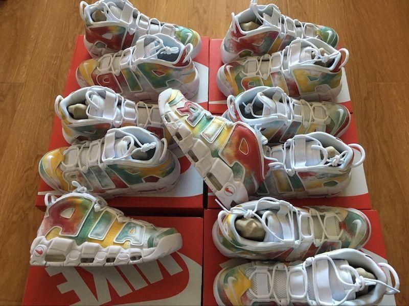 207339ed3e0ad2 NIKE AIR MORE UPTEMPO 96 UK LONDON EUROPE BASKETBALL AV3809 700  nostress   workhardplayhard
