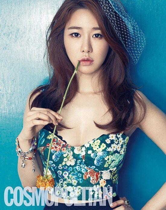 5 sự thật thú vị về Yoo In Na