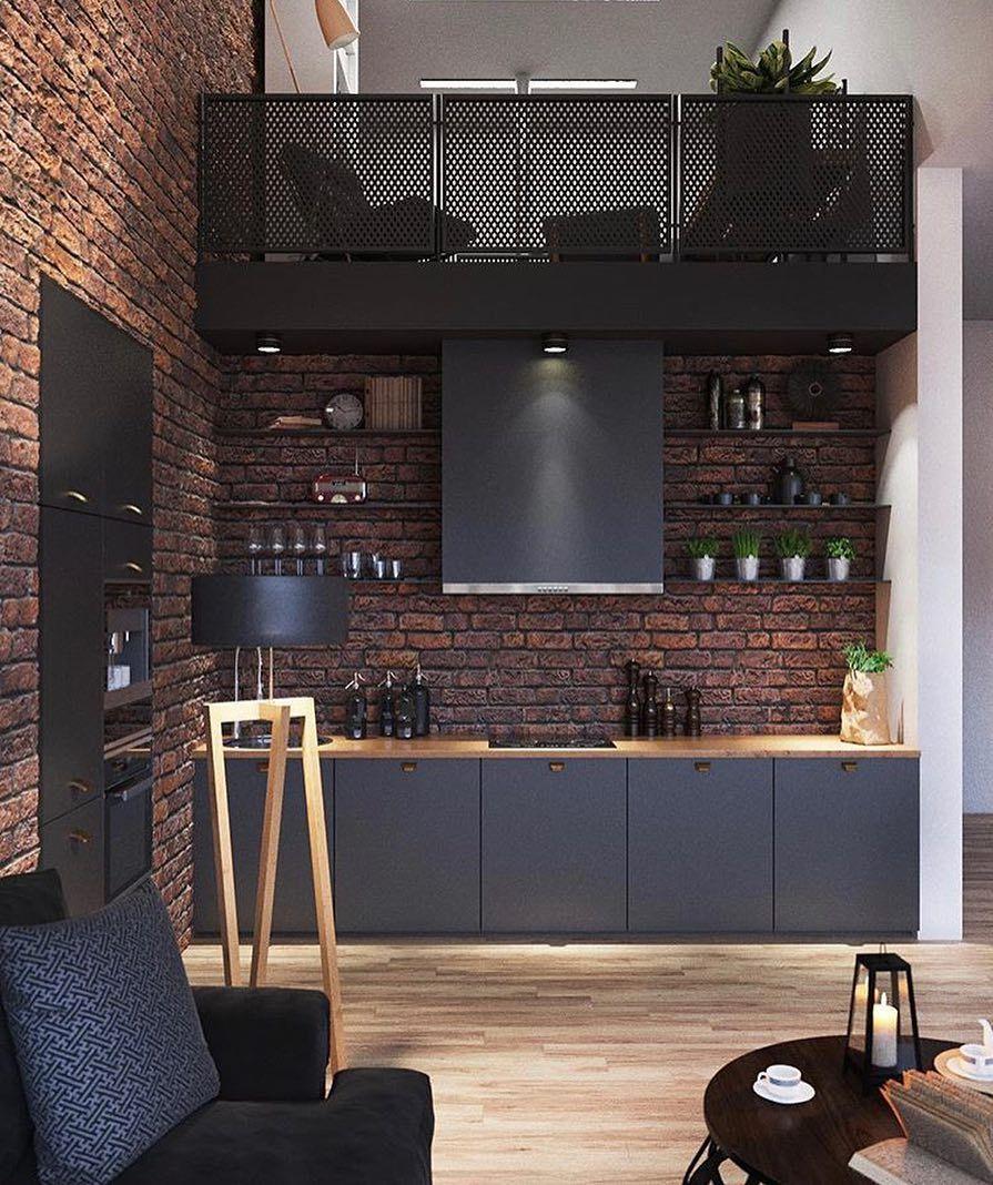 "IShe Architecture On Instagram: ""Kitchen Goals?🤗 . Follow"