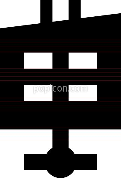 Office Lan Connection Vector Icon Icon Technology Icon Pictograph