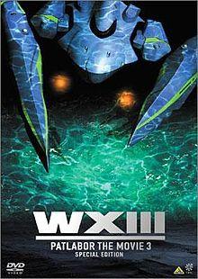 Wxiii Patlabor The Movie 3 Wikipedia The Free Encyclopedia Movies Anime Movies Cartoon Online