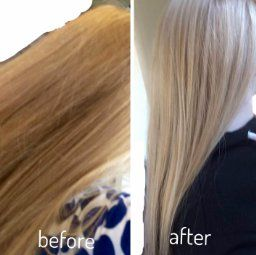 Wella color charm toner  royal blonde ml amazon also what should you use for orange hair rh pinterest