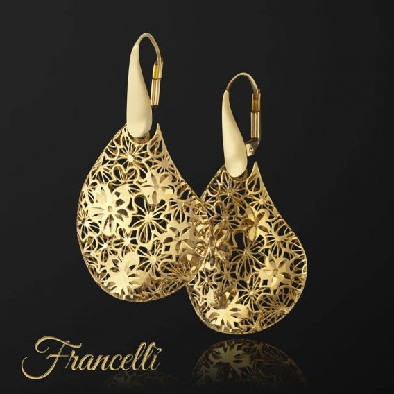 FRANCELL FRANCELLI Italian gold jewelry Jevellery Pinterest