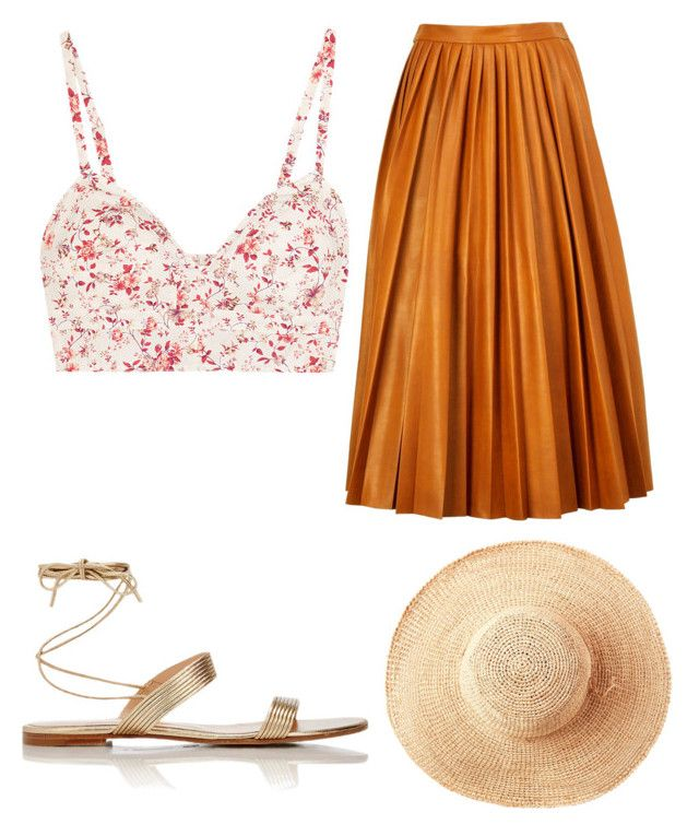 """""""Fall look"""" by bturspringer on Polyvore featuring Etro, By Malene Birger, Gianvito Rossi and Toast"""