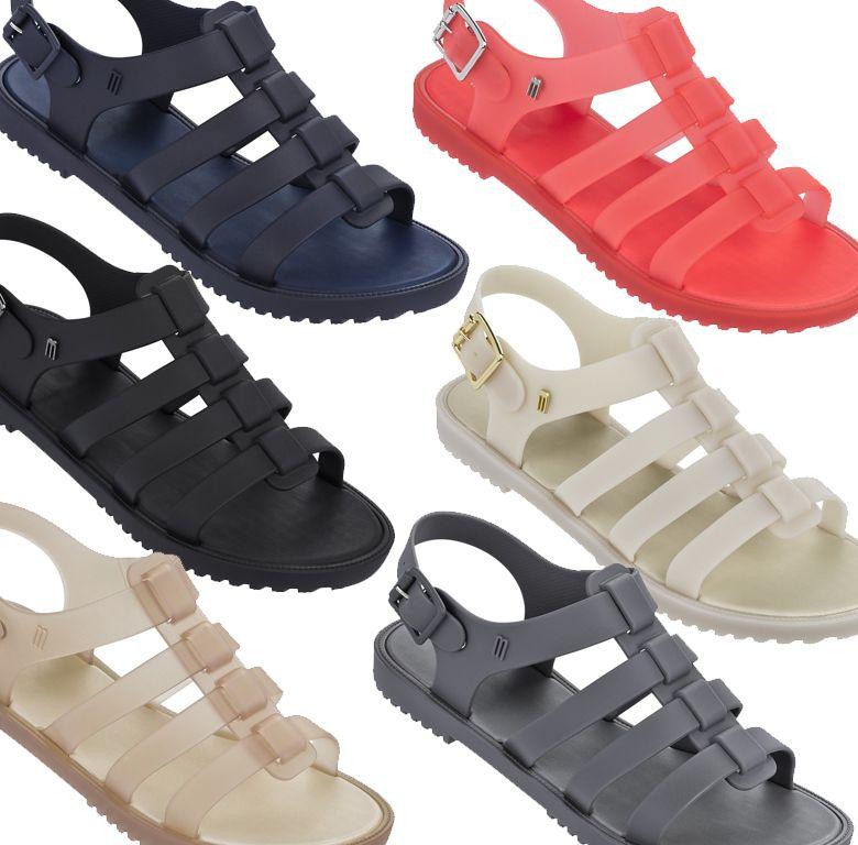 Melissa Flox: A momento rasteirinha do momento A Zapatos Pinterest 3408d9