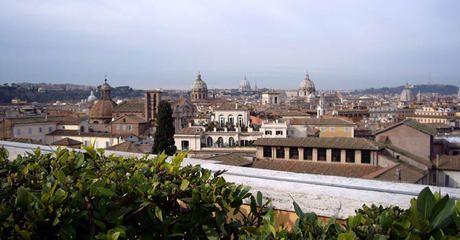 Musei Capitolini Website The Terrazza Caffarelli Houses