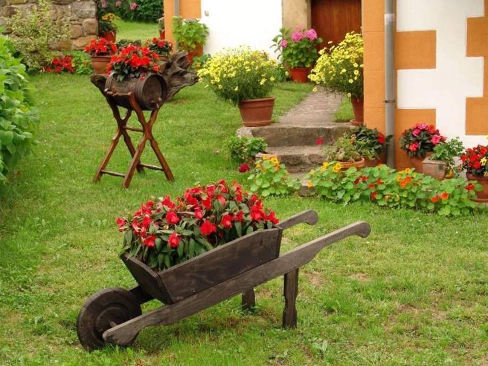 Alegrias del hogar rojas bello y rom ntico alegria del hogar pinterest jardiner a - Hogar y jardin castellon ...