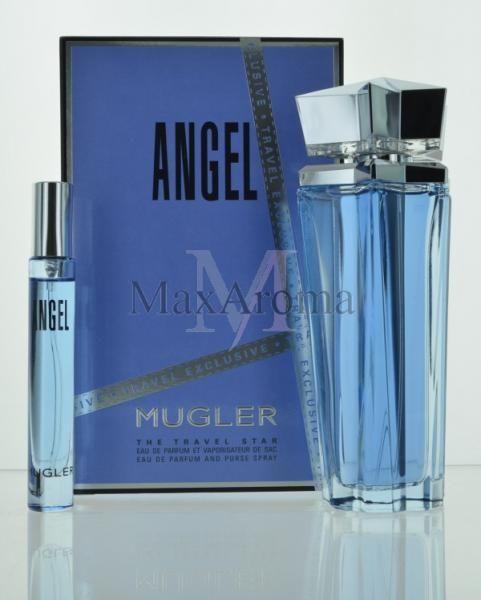 97ed66b18a62 Thierry Mugler Angel This gist Set includes a Eau de Parfum Spray 3.4 oz  100 ml