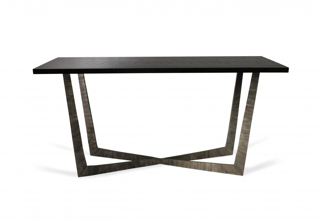 Tapering X Console Table | CCT31 | Console Table, Furniture ...