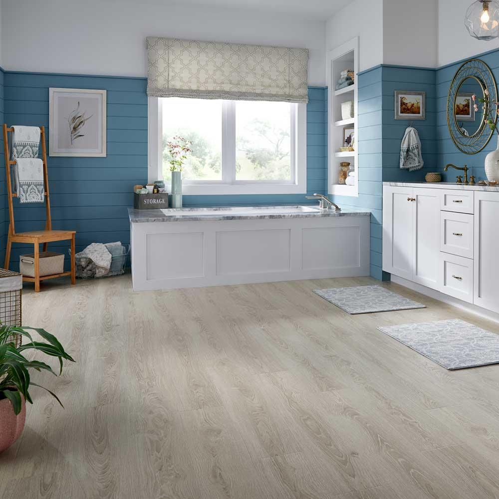Pergo Outlast Sand Dune Oak 10 Mm Thick X 7 1 2 In Wide 47 4 Length Laminate Flooring 19 63 Sq Ft Case