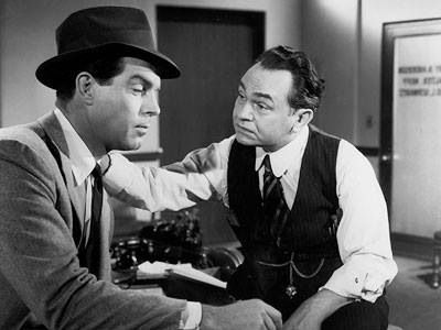Image result for photos of edward g robinson in double indemnity