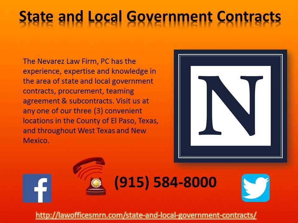 Bid Protest Regulations in El Paso, Texas Contract Law Pinterest