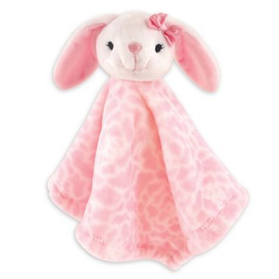 Hudson Baby Bunny Plush Security Blanket #bunnyplush Hudson Baby Bunny Plush Security Blanket #bunnyplush
