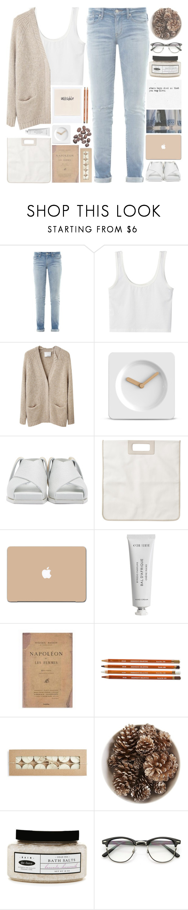 """Untitled #482"" by chantellehofland ❤ liked on Polyvore featuring Marc by Marc Jacobs, 3.1 Phillip Lim, LEFF Amsterdam, Acne Studios, Monki, 3M, Byredo, Pier 1 Imports and de-luxe"