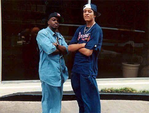 Big Syke and Kadafi Outlaw4life | Hip hop, Big syke, Syke