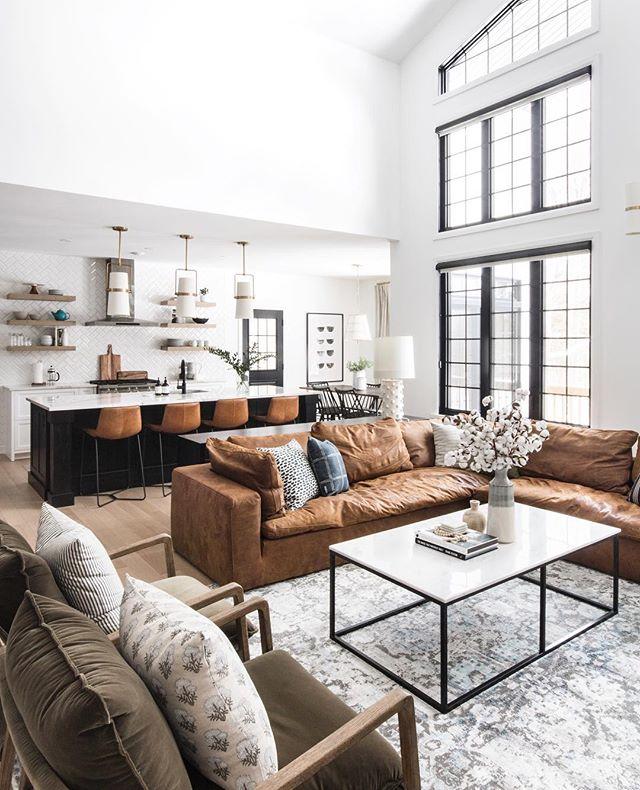 45 Simple and Modern Living Room Designs for Quiet People #havenlylivingroom