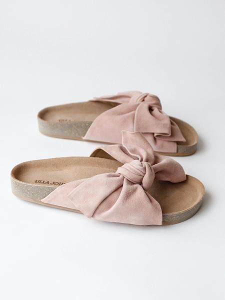 Ulla Johnson Suede Bow Sandals release dates authentic HukXz