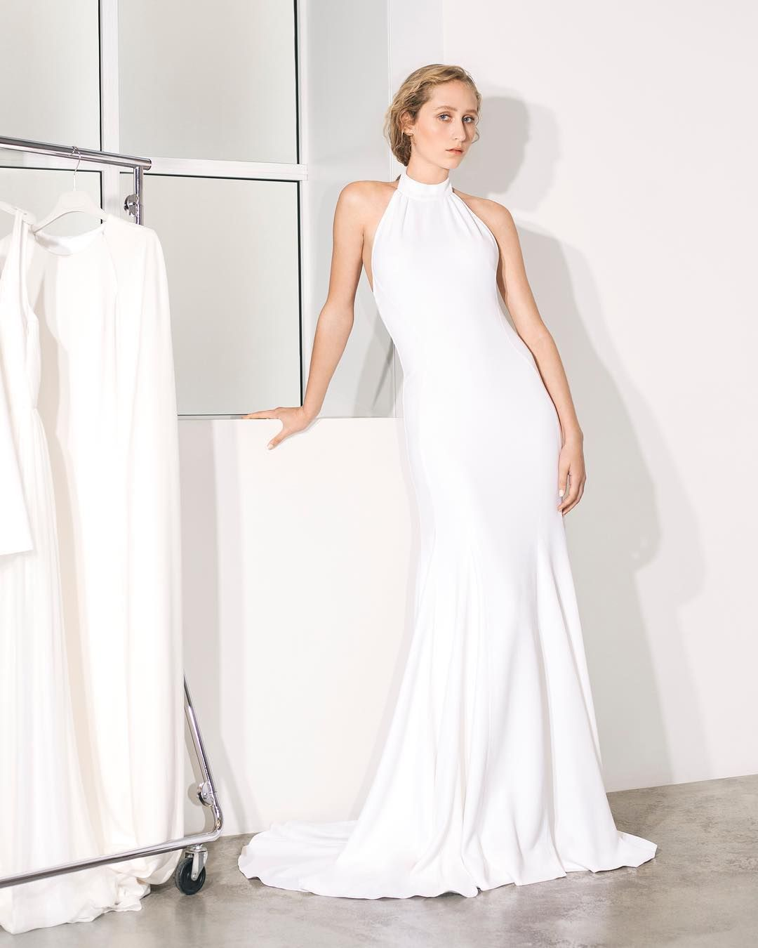 Stella Mccartney The Magnolia Gown From Our New Bridal Collection Stylst Segundo Vestido De Casamento Vestidos Para Recepcao De Casamento Vestido Casamento Civil [ 1350 x 1080 Pixel ]
