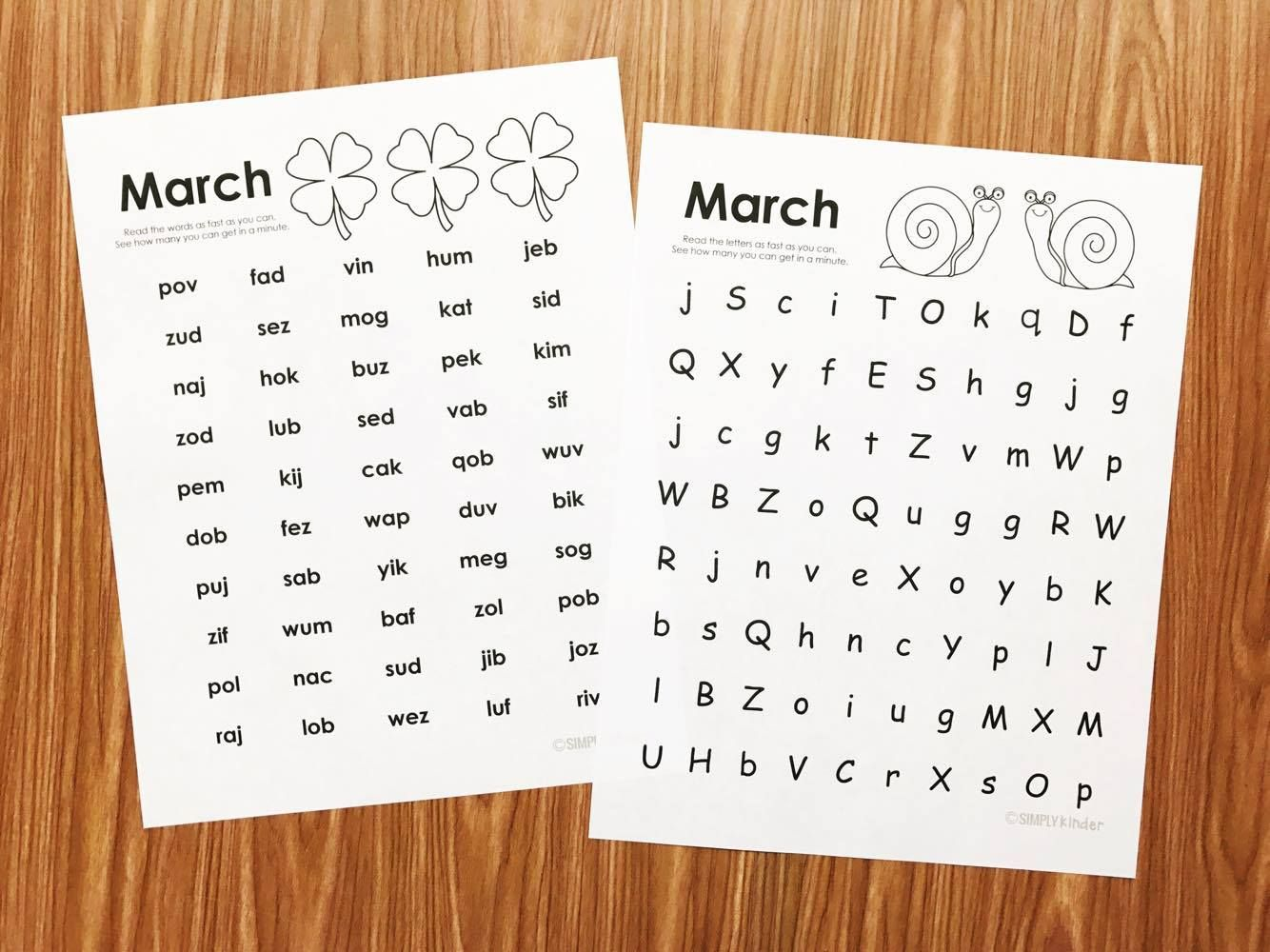 Teaching Nonsense Words Simply Kinder Nonsense Words Fluency Fluency Practice Nonsense Words [ 1000 x 1334 Pixel ]