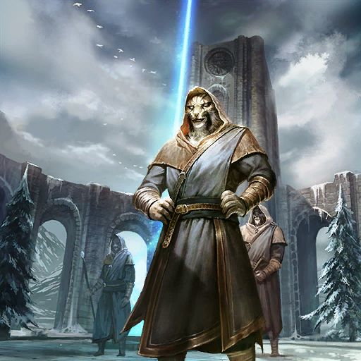 Mages from College of Winterhold   Scrolls game   Elder