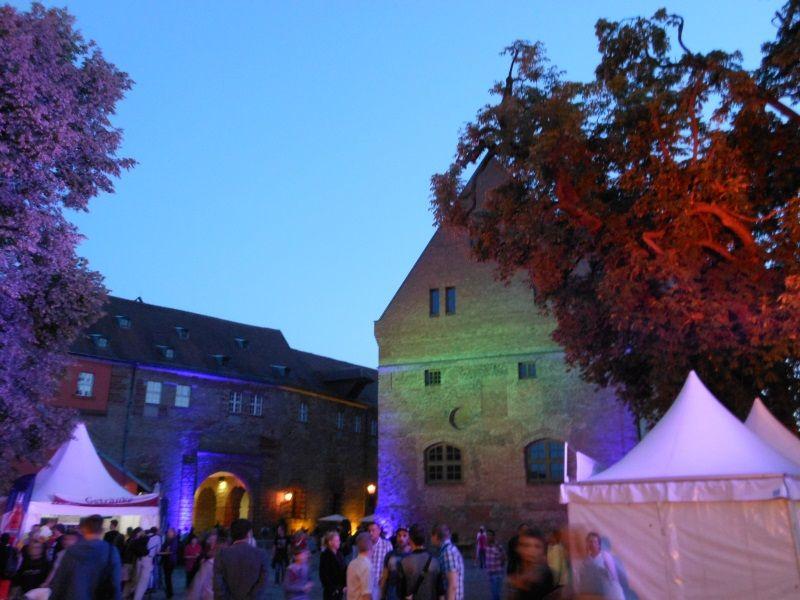 #Nachtmarkt Zitadelle: Ein schöner Abend!