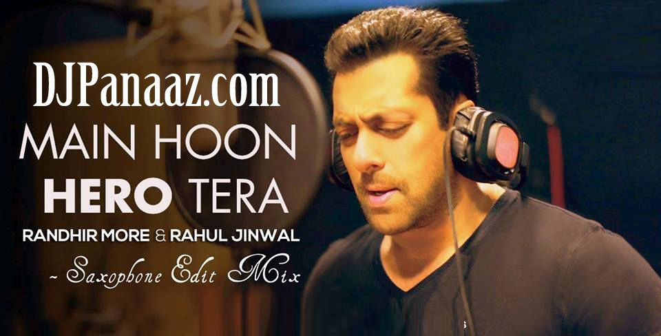 Watch: Salman Khan sings 'Main Hoon Hero Tera' for Sooraj Pancholi, Athiya  Shetty's 'Hero' - Entertainment News, Firstpost