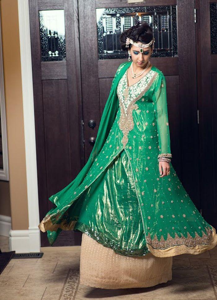 The Art of Beauty SlickPix Calgary Pakistani Wedding Makeup and Hair Calgary Bride