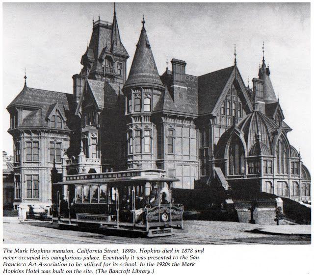 The Mark Hopkins Mansion | 1889 Victorian House Restoration