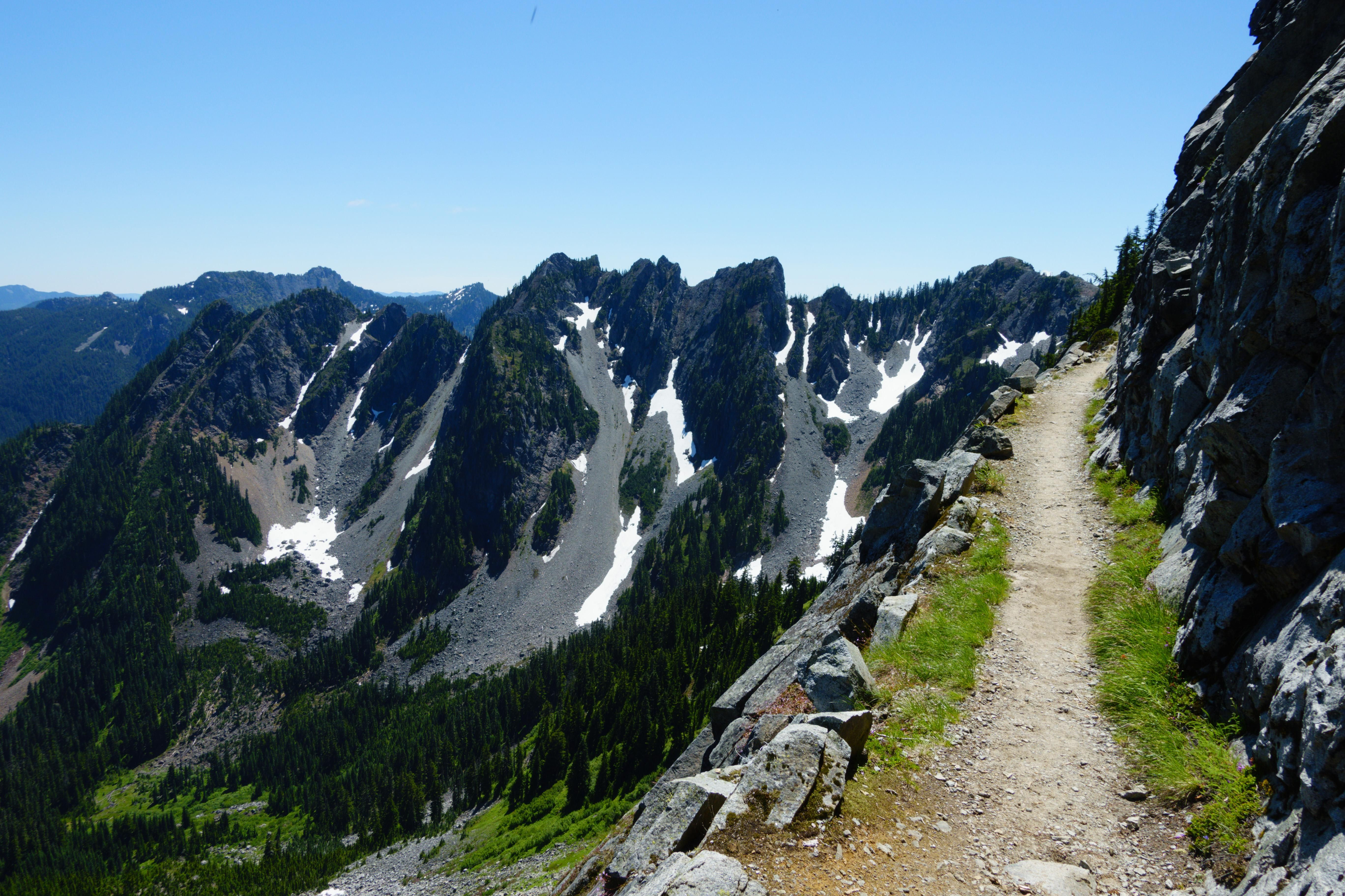 Kendall katwalk alpine lakes wilderness wa oc my blog