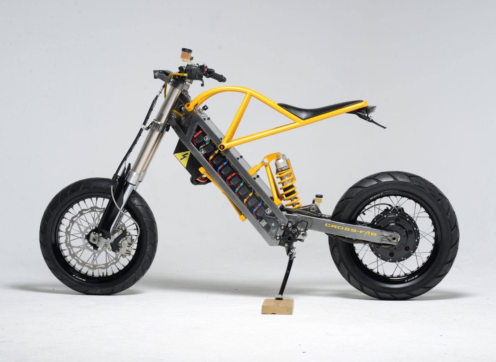 Exodyne Electric Motorcycle Elektricheskij Velosiped Velosiped