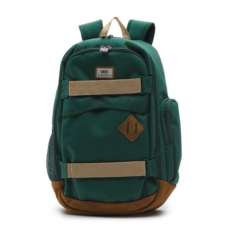 mochilas hombre vans escolares