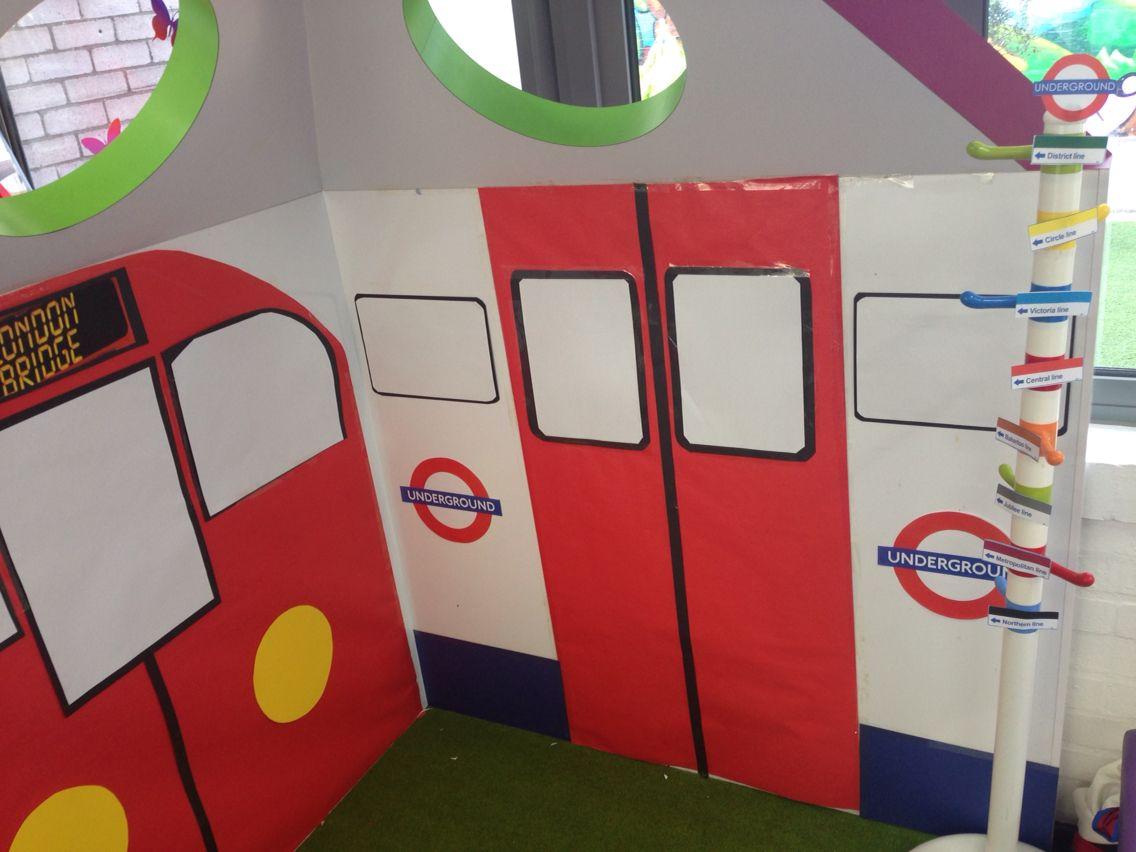 London Underground Role Play