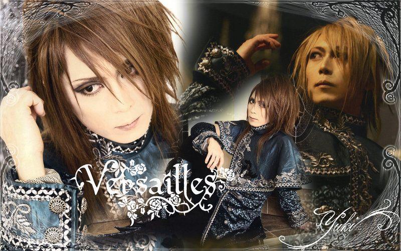 Versailles  Yuki