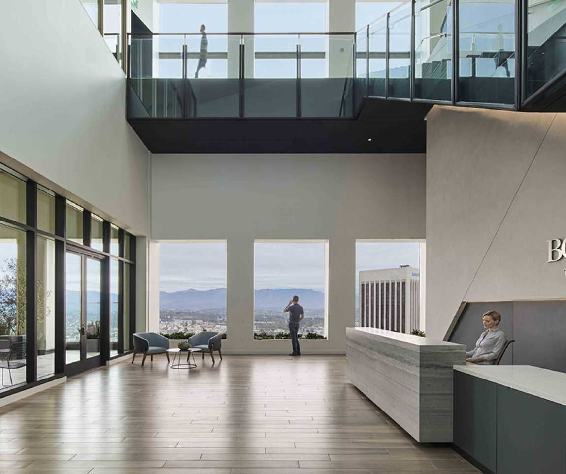 Boston Consulting Group by Tangram Studio | Interior ...