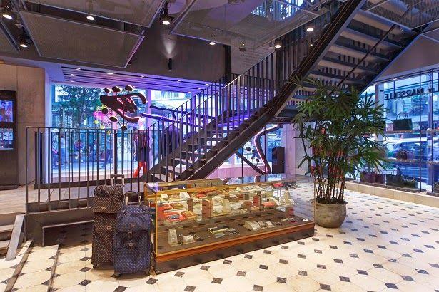 mylifestylenews: agnès b. @ Rue de Marseille One Stop Lifestyle Concept Flagship Store Opens in Hong Kong | Agnès b. New shop. Agnes