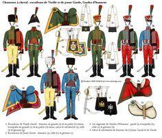 Rgt. cacciatori a cavallo della guardia imperiale