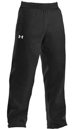 Under Armour Mens Team Fleece Open Bottom Pants Svsports
