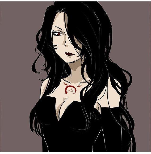 Lust #FMA | [ Animes | Pinterest