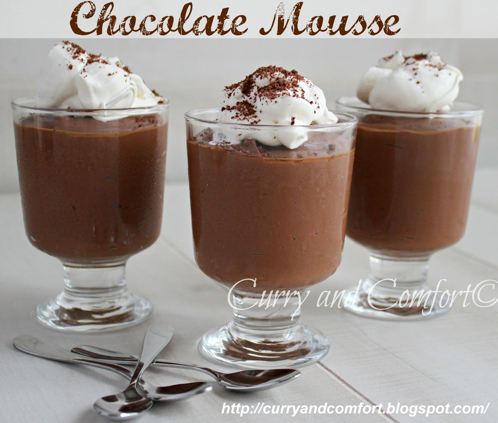 Chocolate+Mousse