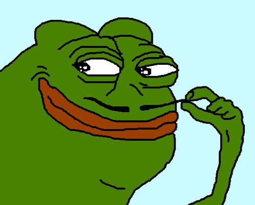 Sad Frog Meme