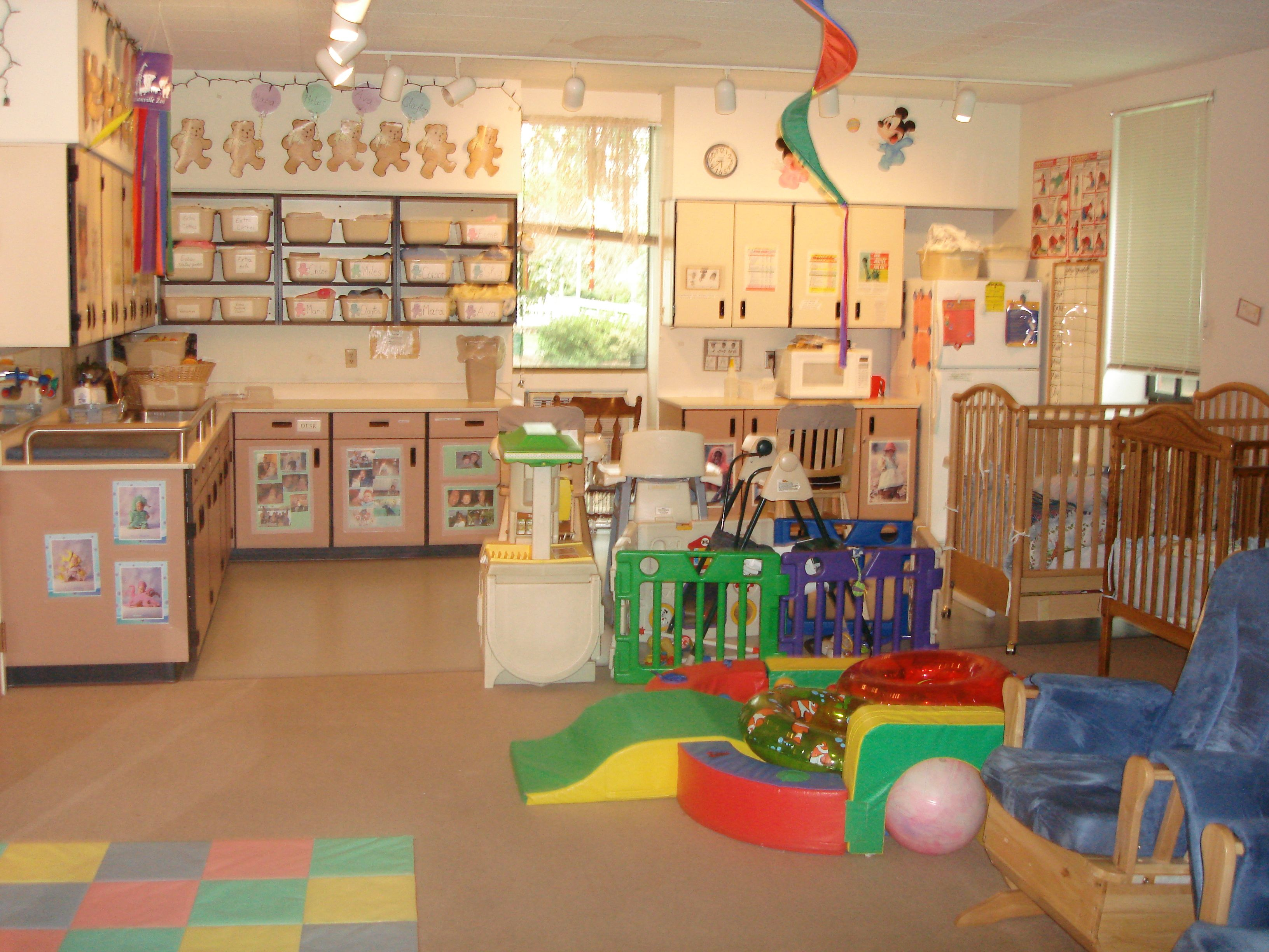 infant day care rooms | Infant Room | Presbyterian ...