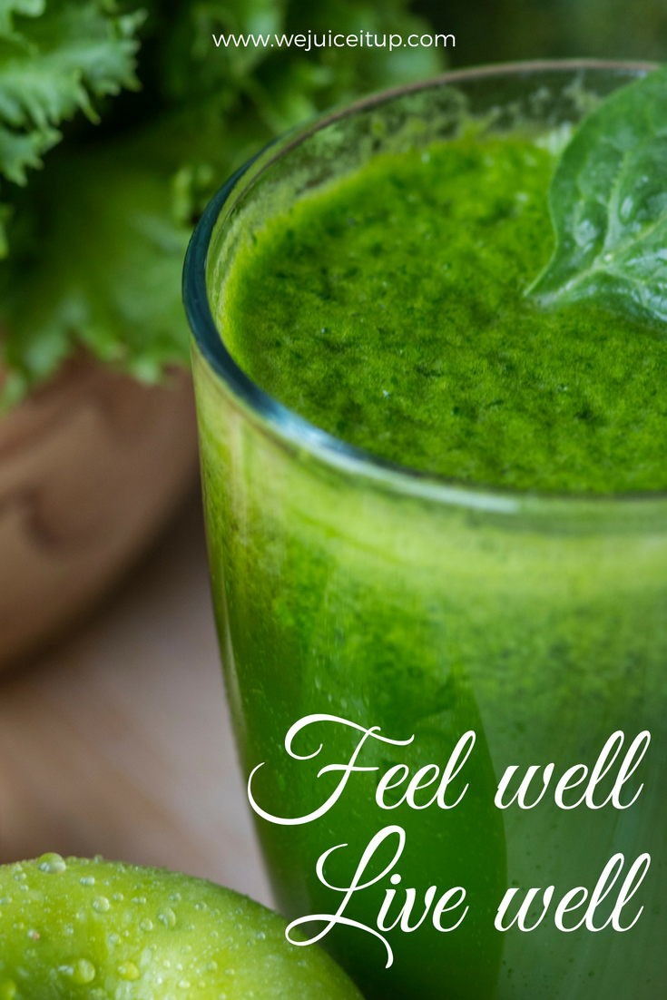 feel well, live well. #wejuiceitup #quotesonjuicing