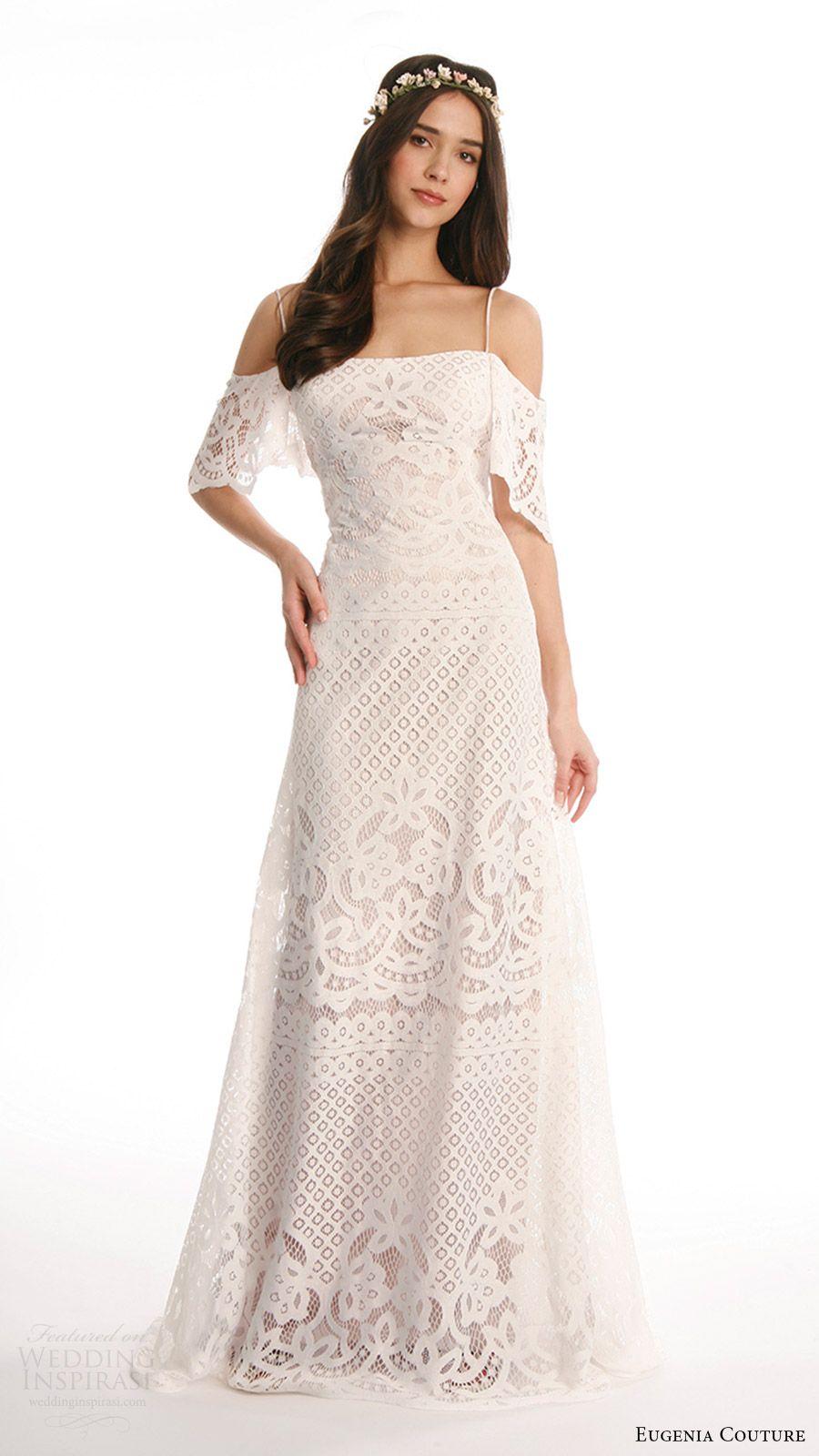 Eugenia couture spring wedding dresses u joy bridal collection