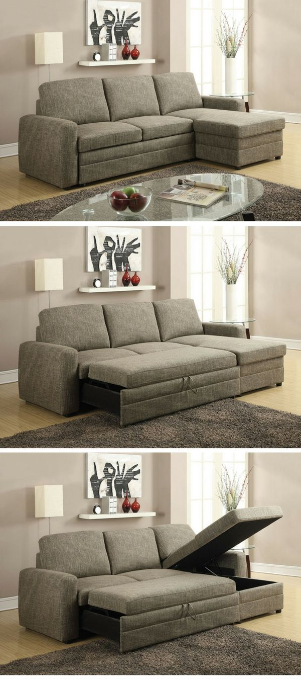 Superbe Check Out The Derwyn Sleeper Storage Sectional Sofa @istandarddesign