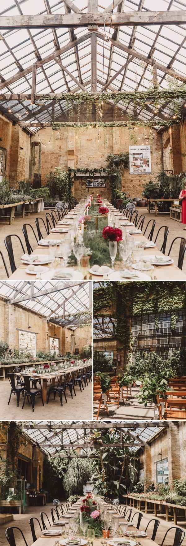 19 Breathtaking Greenhouse Venues Around the World ...