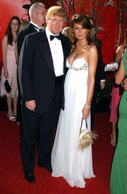 Disney Family Recipes Crafts And Activities Donald And Melania Trump Melania Trump Wedding Trump Fashion