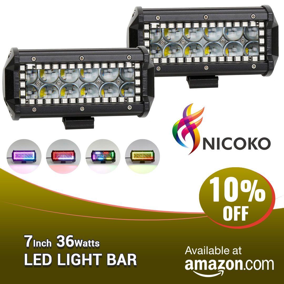 Led Light Bar Led Work Light Led Light Bars Led Driving Lights
