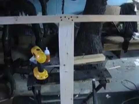 flying crank ghost animatronic halloween prop youtube using monstergutscom wiper - Youtube Halloween Crafts