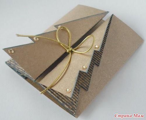 Ideas Para Tarjetas De Navidad Casa Las Mamas Empaques - Ideas-para-tarjetas-de-navidad