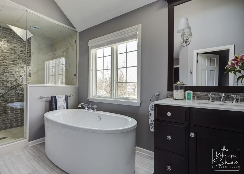 Luxe Retreat - The Kitchen Studio of Glen Ellyn | Owner\'s Suite ...